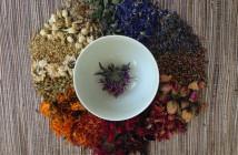 Color Tea Wheel