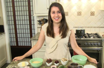 The Alexis Show - Oolong & Stone Fruit Couscous