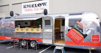 Bigelow Mobile Tea Bar