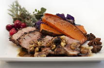 Chef Becky's Mouthwatering Pork Loin