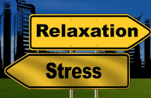 Relaxation or Stress