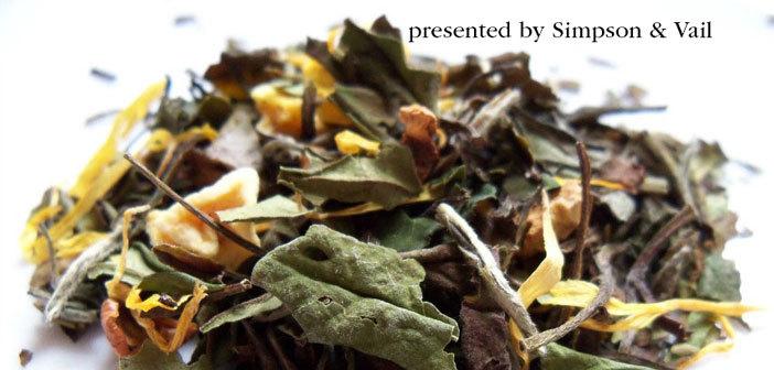 The Gift of Tea Blending