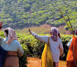 End of Day, Tea Estate, Kanan Devan Hills, India