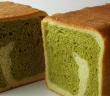 Matcha Green Tea Bread