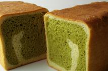 Matcha Green Tea Bread