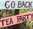 Alice tea party signs Feature