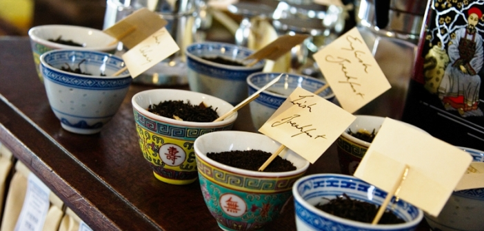 Beginner's Guide to Tea Types