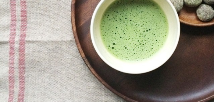 How To Get The Perfect Matcha Froth